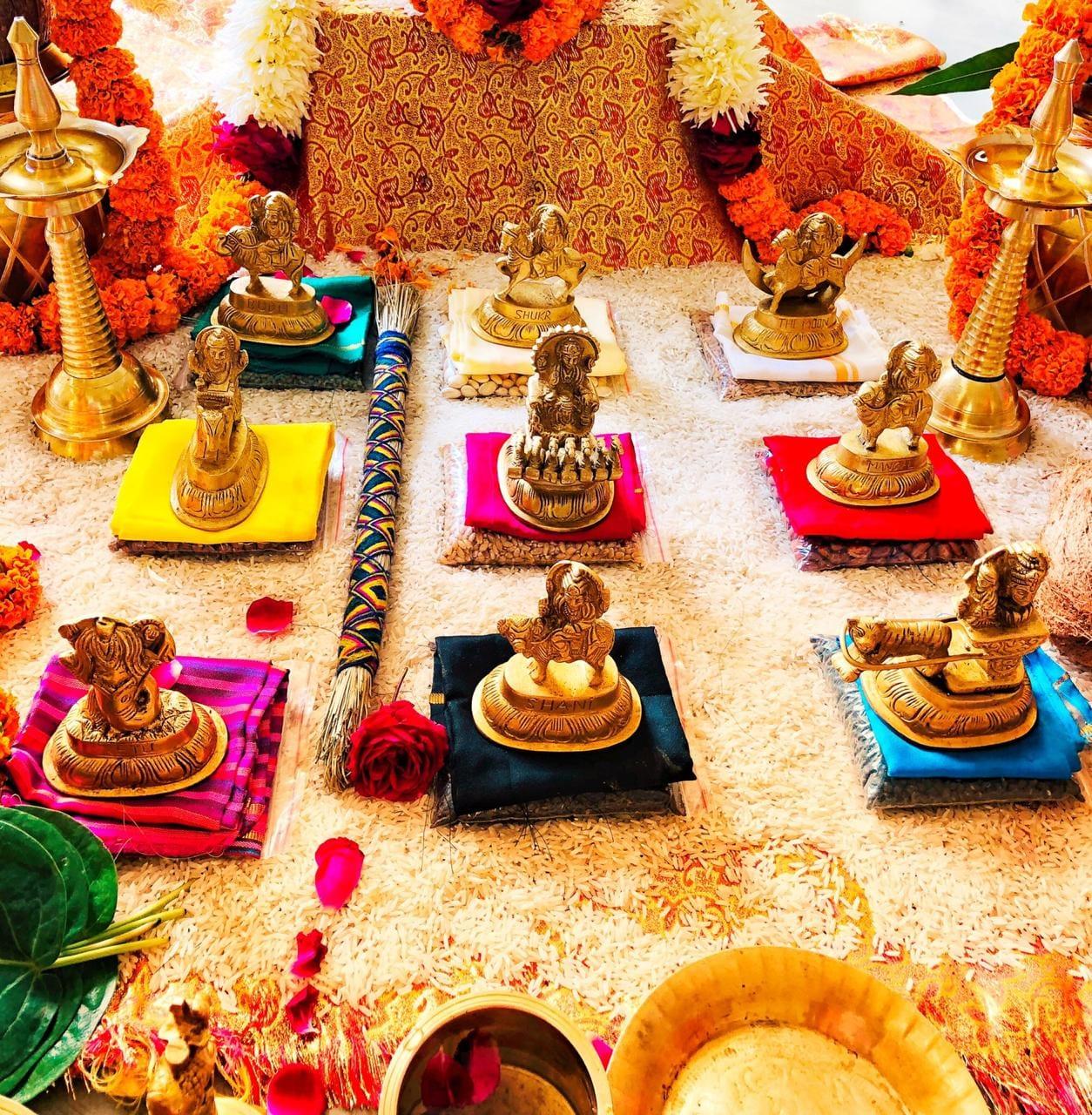 Nav Grah Puja With Havan