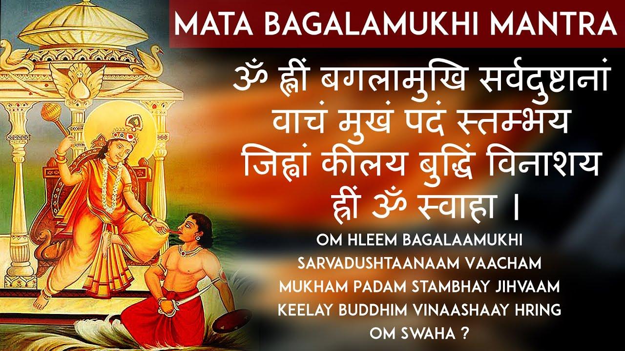 Goddess Baglamukhi Puja With Havan